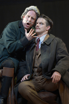 39 steps press photo