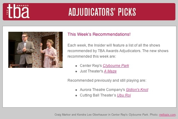 TBA Adjudicators' Picks