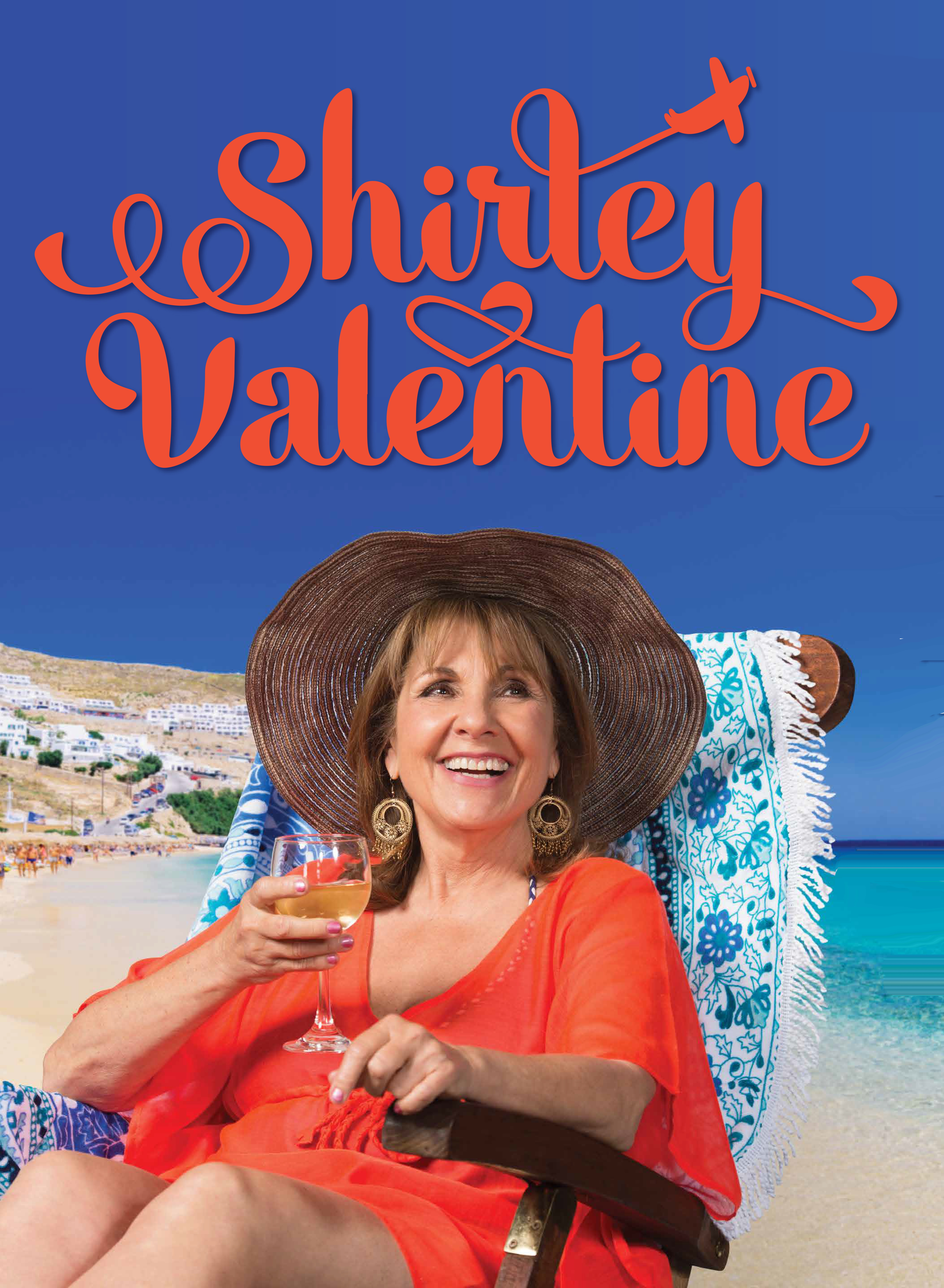 Perfekt Buy Tickets For Shirley Valentine. March 30   April 29, 2018. By Willy  Russell Directed By George Maguire